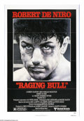 """Movie Posters:Drama, Raging Bull (United Artists, 1980). One Sheet (27"""" X 41""""). MartinScorsese's epic drama tells of the rise and fall and redem..."""