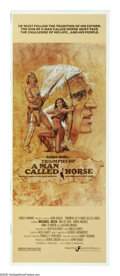 "Movie Posters:Western, Triumphs of a Man Called Horse (Jensen Farley Pictures, 1983).Insert (14"" X 36""). This is the third and final picture in th..."