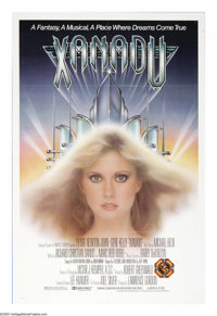 """Xanadu (Universal, 1980). One Sheet (27"""" X 41""""). The film that inspired the Razzies! Though a flop when it cam..."""