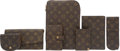 Luxury Accessories:Accessories, Louis Vuitton Set of Seven; Classic Monogram Canvas Leather Long Wallet, Small Agenda Cover, Coin Purse, Portfolio Case, Pen H... (Total: 7 Items)