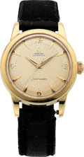 Estate Jewelry:Watches, Omega Gentleman's Gold Watch. ...