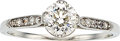 Estate Jewelry:Rings, Art Deco Diamond, Platinum Ring, Tiffany & Co.. ...