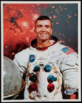 Autographs:Others, Fred Haise Jr. Signed Photograph....