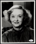 Autographs:Others, Betty Davis Signed Photograph....