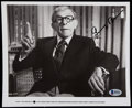 Autographs:Others, George Burns Signed Photograph....