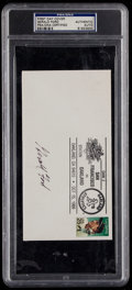 Autographs:Others, Gerald Ford Signed First Day Cover PSA/DNA Certified....