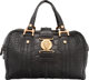 "Gucci Matte Black Alligator Hysteria Duffle Bag Condition: 3 16"" Width x 10"" Height x 7"" Width"