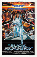 """Movie Posters:Science Fiction, Buck Rogers in the 25th Century & Other Lot (Universal, 1979).Flat Folded One Sheets (2) (27"""" X 41"""") Style B. Science Ficti...(Total: 2 Items)"""