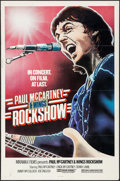 "Movie Posters:Rock and Roll, Rockshow (Miramax, 1980). Flat Folded One Sheet (27"" X 41""). Rockand Roll.. ..."