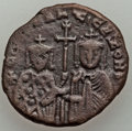 Ancients:Byzantine, Ancients: Constantine VII Porphyrogenitus (AD 913-959). AE follis(5.95 gm). Fine. ...