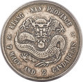 China:Kiangnan, China: Kiangnan. Kuang-hsu Dollar CD 1898 VF Details (Chop Mark) PCGS,...