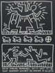 After Keith Haring Keith Haring Drawings, exhibition poster, 1982 Offset lithograph on paper 24 x 18 inches (61.0 x 4