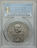 Expositions and Fairs, 1926 U.S. Sesquicentennial Exposition, Official Medal, HK-452, AU58PCGS. Nickel....