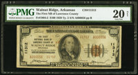 Walnut Ridge, AR - $100 1929 Ty. 2 The First NB of Lawrence County Ch. # 11312