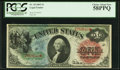 Large Size:Legal Tender Notes, Fr. 18 $1 1869 Legal Tender PCGS Choice About New 58PPQ.. ...