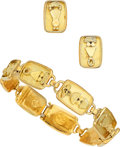 Estate Jewelry:Suites, Gold Jewelry Suite, Ross Coppelman. ... (Total: 2 Items)