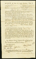 Colonial Notes:Rhode Island, Providence, RI- Revolutionary War Payment £179.12.1 Apr. 3, 1792.....