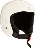 Luxury Accessories:Home, Chanel Limited Edition White PVC Snowboard Helmet. Condition:3. Size: Adult 58. ...