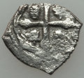 """Mexico, Mexico: Philip V """"1715 Fleet"""" Recovered silver Minors ND,...(Total: 2 coins)"""
