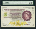World Currency, Malaya and British Borneo Board of Commissioners of Currency $100021.3.1953 Pick 6a.. ...