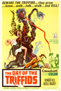"Movie Posters:Science Fiction, The Day of the Triffids (Allied Artists, 1962). Poster (40"" X 60"")Joseph Smith Artwork.. ..."