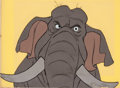 Animation Art:Production Cel, The Jungle Book Colonel Hathi Production Cel (Walt Disney,1967). ...