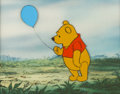 Animation Art:Production Cel, Winnie the Pooh and the Honey Tree Production Cel (WaltDisney, 1966). ...