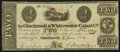 Obsoletes By State:Ohio, Cincinnati, OH- Cincinnati & Whitewater Canal Co. $2 Nov. 2,1840. ...