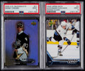 Hockey Cards:Lots, 2005 U.D. McDonald's Sidney Crosby and 2005 Upper Deck AlexanderOvechkin Rookie Class PSA Graded Lot of Two....