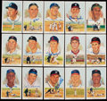 Baseball Collectibles:Publications, 1989 Perez-Steele Celebration Complete Set, Signed by 32....