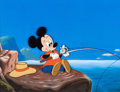 Animation Art:Production Cel, The Simple Things Mickey Mouse Production Cel (Walt Disney,1953). ...