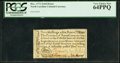 Colonial Notes:North Carolina, North Carolina December, 1771 2s6d House PCGS Very Choice New64PPQ.. ...