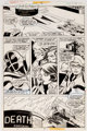 Carmine Infantino and Dan Green The Human Fly #2 Pages 2 and 16 Original Art (Marvel, 1977).... (Total: 2 Original Art)