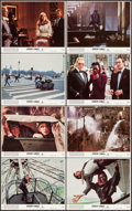 "Movie Posters:James Bond, A View to a Kill (United Artists, 1985). Mini Lobby Card Set of 8(8"" X 10""). James Bond.. ... (Total: 8 Items)"