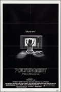 "Movie Posters:Horror, Poltergeist (MGM/UA, 1982). One Sheet (27"" X 41"") Style B. Horror.. ..."