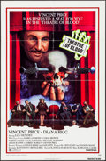 "Movie Posters:Horror, Theatre of Blood (United Artists, 1973). One Sheet (27"" X 41"").Horror.. ..."