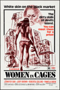 "Movie Posters:Sexploitation, Women in Cages & Other Lot (New World, 1971). One Sheets (2)(27"" X 41""). Sexploitation.. ... (Total: 2 Items)"