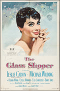 "Movie Posters:Musical, The Glass Slipper (MGM, 1955). One Sheet (27"" X 41""). Musical.. ..."