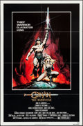 "Movie Posters:Action, Conan the Barbarian & Other Lot (Universal, 1982). One Sheets (2) (27"" X 41""). Action.. ... (Total: 2 Items)"