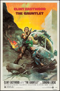"""Movie Posters:Action, The Gauntlet (Warner Brothers, 1977). One Sheet (27"""" X 41"""").Action.. ..."""