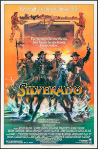 "Silverado & Other Lot (Columbia, 1985). One Sheets (2) (27"" X 41""). Western. ... (Total: 2 Items)"