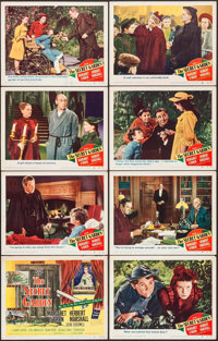 """The Secret Garden (MGM, 1949). Lobby Card Set of 8 (11"""" X 14""""). Drama. ... (Total: 8 Items)"""
