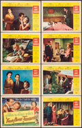 """Movie Posters:Drama, There's Always Tomorrow (Universal International, 1956). Lobby CardSet of 8 (11"""" X 14""""). Drama.. ... (Total: 8 Items)"""