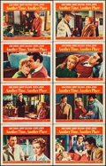 """Movie Posters:Drama, Another Time, Another Place (Paramount, 1958). Lobby Card Set of 8(11"""" X 14""""). Drama.. ... (Total: 8 Items)"""