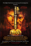 """Movie Posters:Horror, 1408 (MGM, 2007). Autographed One Sheet (27"""" X 40"""") SS. Horror.. ..."""