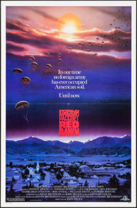 """Red Dawn & Others Lot (MGM, 1984). One Sheets (3) (27"""" X 41""""). Action. ... (Total: 3 Items)"""
