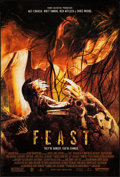 """Movie Posters:Horror, Feast (Weinstein, 2006). Identical One Sheets (5) (27"""" X 41""""). Horror.. ... (Total: 5 Items)"""