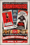 """Movie Posters:Action, Grindhouse (Dimension, 2007). One Sheet (27"""" X 41""""). Action.. ..."""