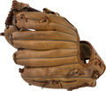 Baseball Collectibles:Others, 1965 Mickey Mantle Game Used Fielder's Glove, PSA/DNA Authentic....