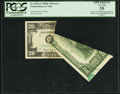 Error Notes:Miscellaneous Errors, Fr. 2064-G $20 1950E Federal Reserve Note. PCGS Apparent Very Fine 35.. ...